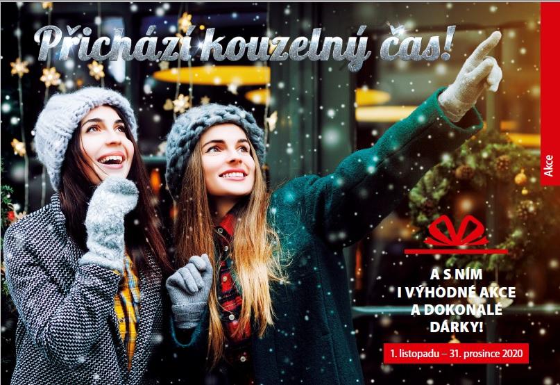 Akce tianDe - slevy podzim/zima 2020