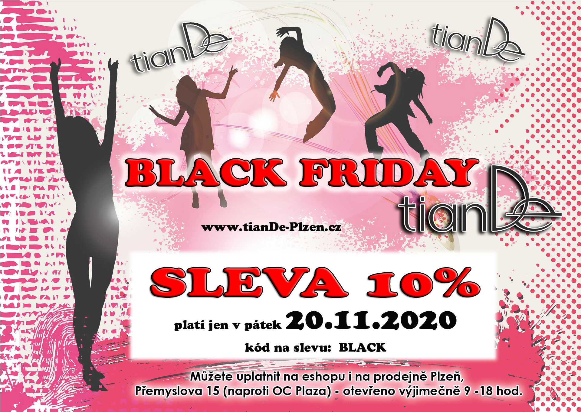 TIANDE  BLACK FRIDAY